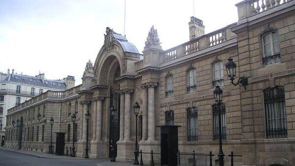 Eliseo, sede del presidente francese - Sputnik Italia