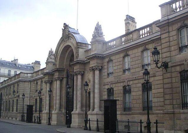 Eliseo, sede del presidente francese
