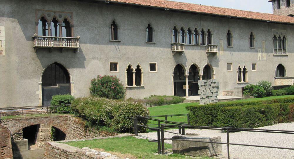 Verona Museo di Castelvecchio