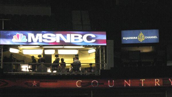 MSNBC Newsroom - Sputnik Italia