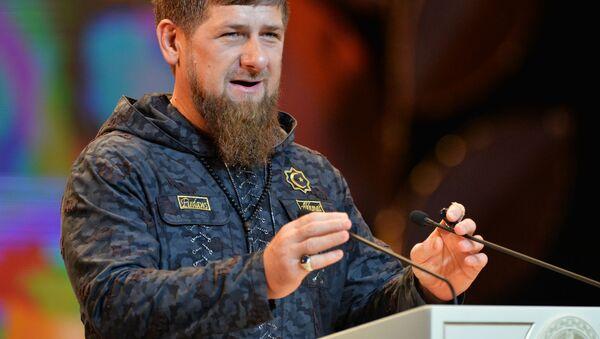 Presidente ceceno Ramzan Kadyrov - Sputnik Italia
