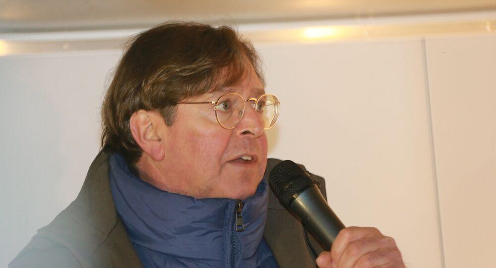 Giornalista tedesco Udo Ulfkotte