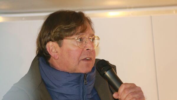 Giornalista tedesco Udo Ulfkotte - Sputnik Italia