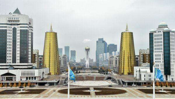 The city of Astana - Sputnik Italia