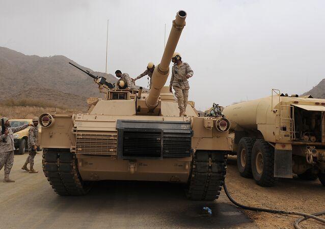 Soldati sauditi