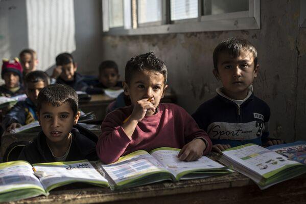 Siria: mostra delle foto scattate dai giornalisti russi. - Sputnik Italia