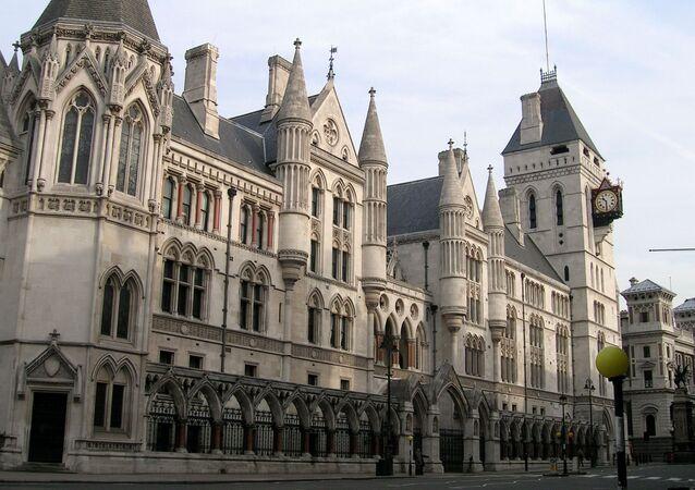 L'Alta Corte di giustizia di Londra.