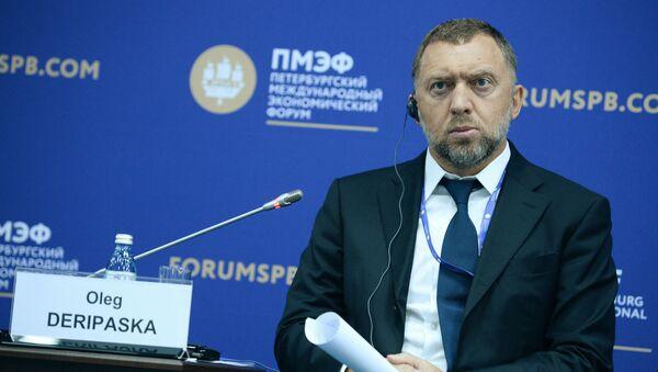 Oleg Deripaska, proprietario della Rusal - Sputnik Italia