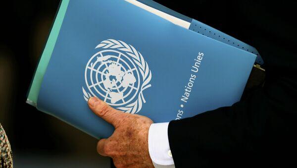 ONU - Sputnik Italia