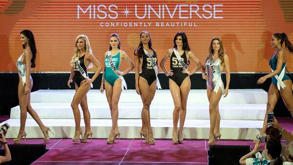 Miss Universo - Sputnik Italia