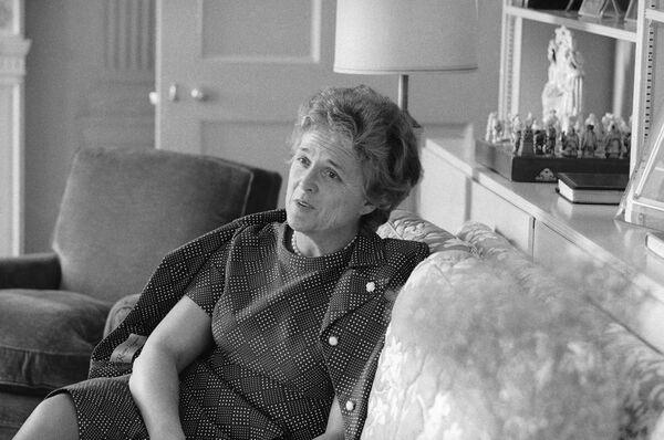 Barbara Bush. - Sputnik Italia