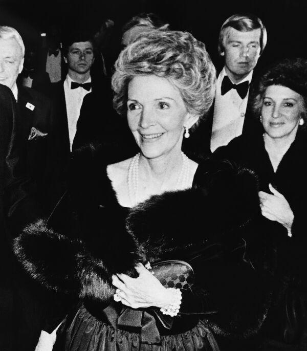 Nancy Reagan. - Sputnik Italia