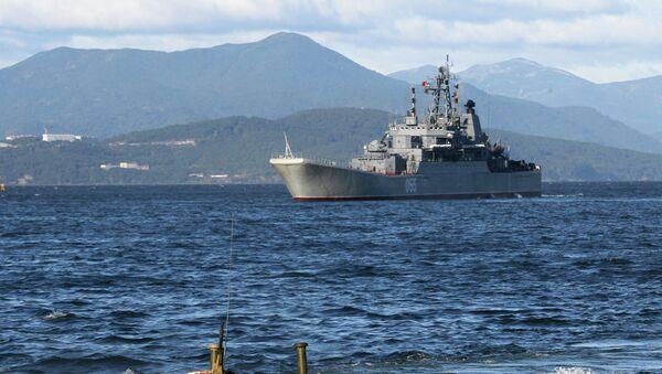 Training exercise to rebuff amphibious assault landing on shore of Kamchatka Peninsula - Sputnik Italia