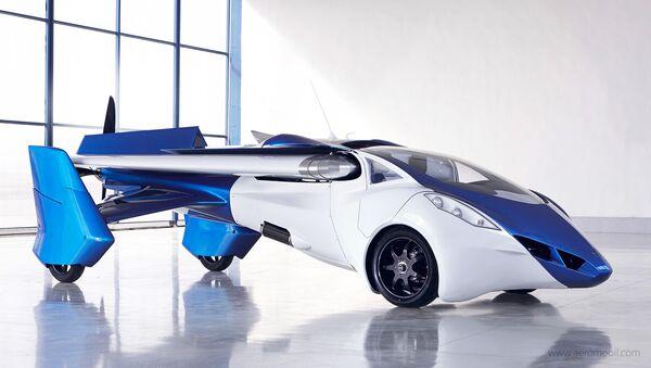 AeroMobil 3.0 - Sputnik Italia