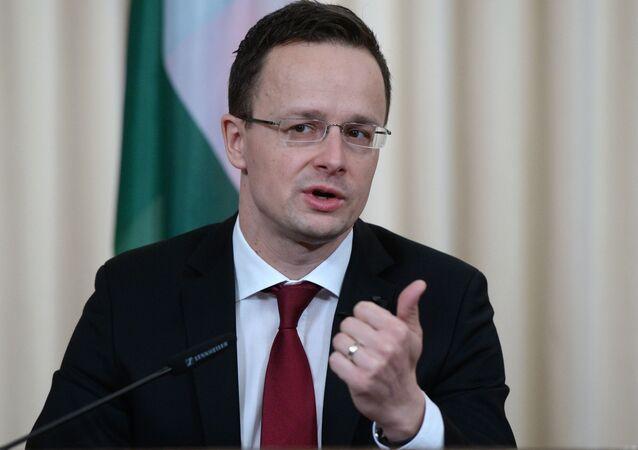 Peter Szijjártó