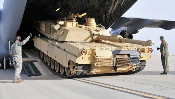 M1 Abrams - Sputnik Italia