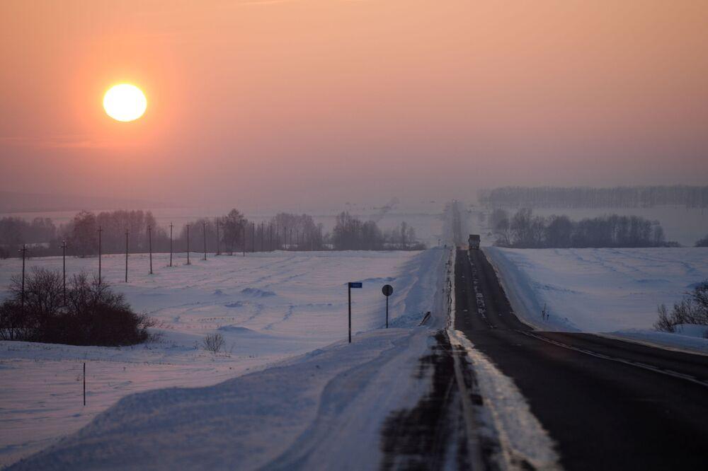 L'Inverno in Siberia