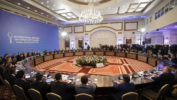 Colloqui sulla Siria ad Astana, Kazakistan - Sputnik Italia