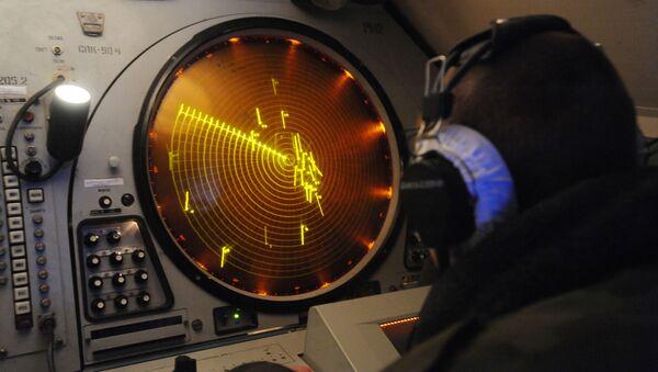 Operatore radar - Sputnik Italia