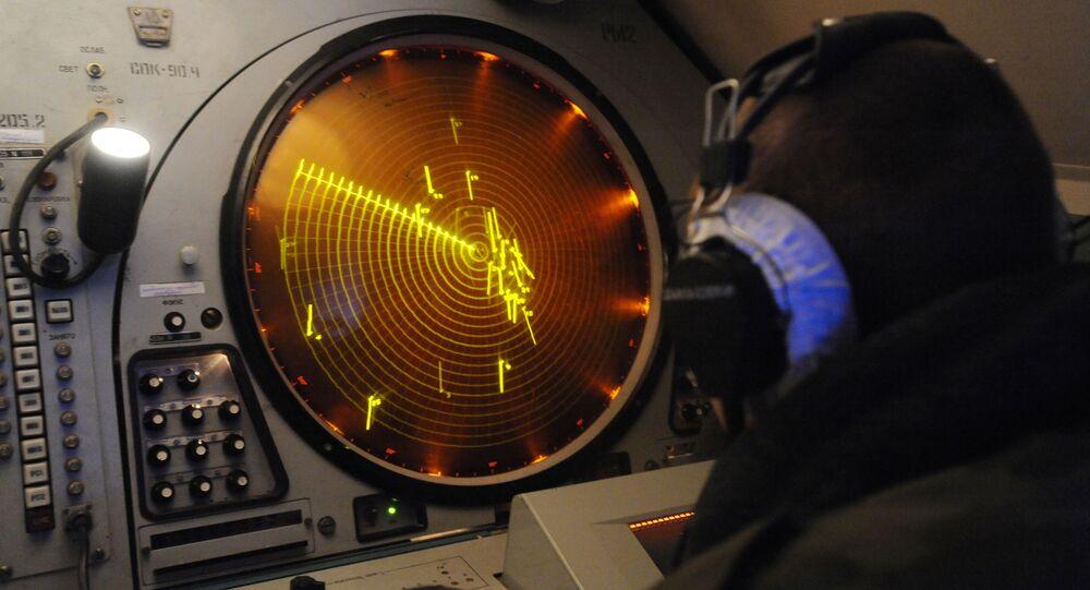 Operatore radarадного военного округа