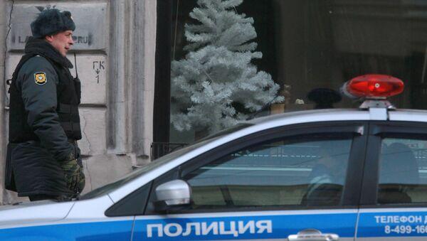 Полиция в Москве - Sputnik Italia