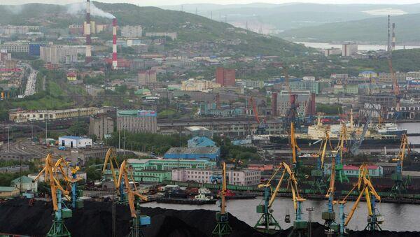 Murmansk - Sputnik Italia