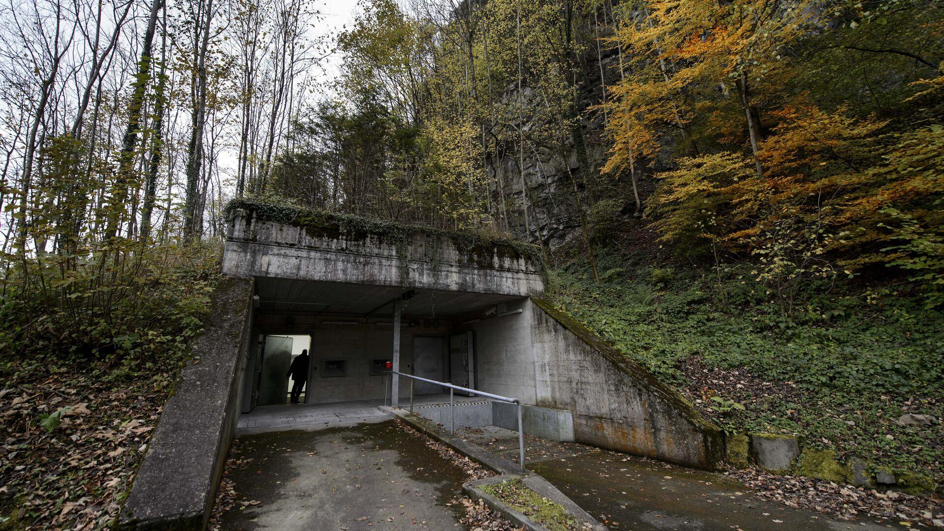 Bunker - Sputnik Italia, 1920, 13.08.2021