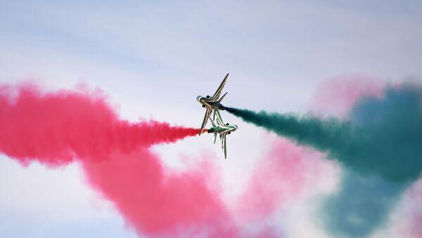 L'aviashow di Riyadh - Sputnik Italia