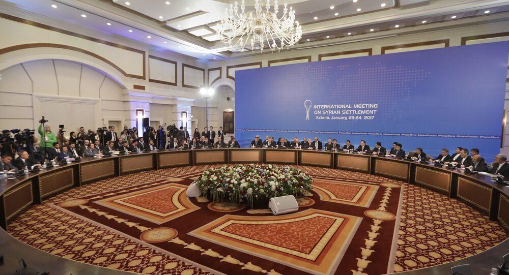 Colloqui sulla Siria ad Astana