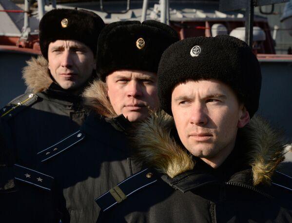 Il sottomarino Komsomolsk sull' Amur - Sputnik Italia