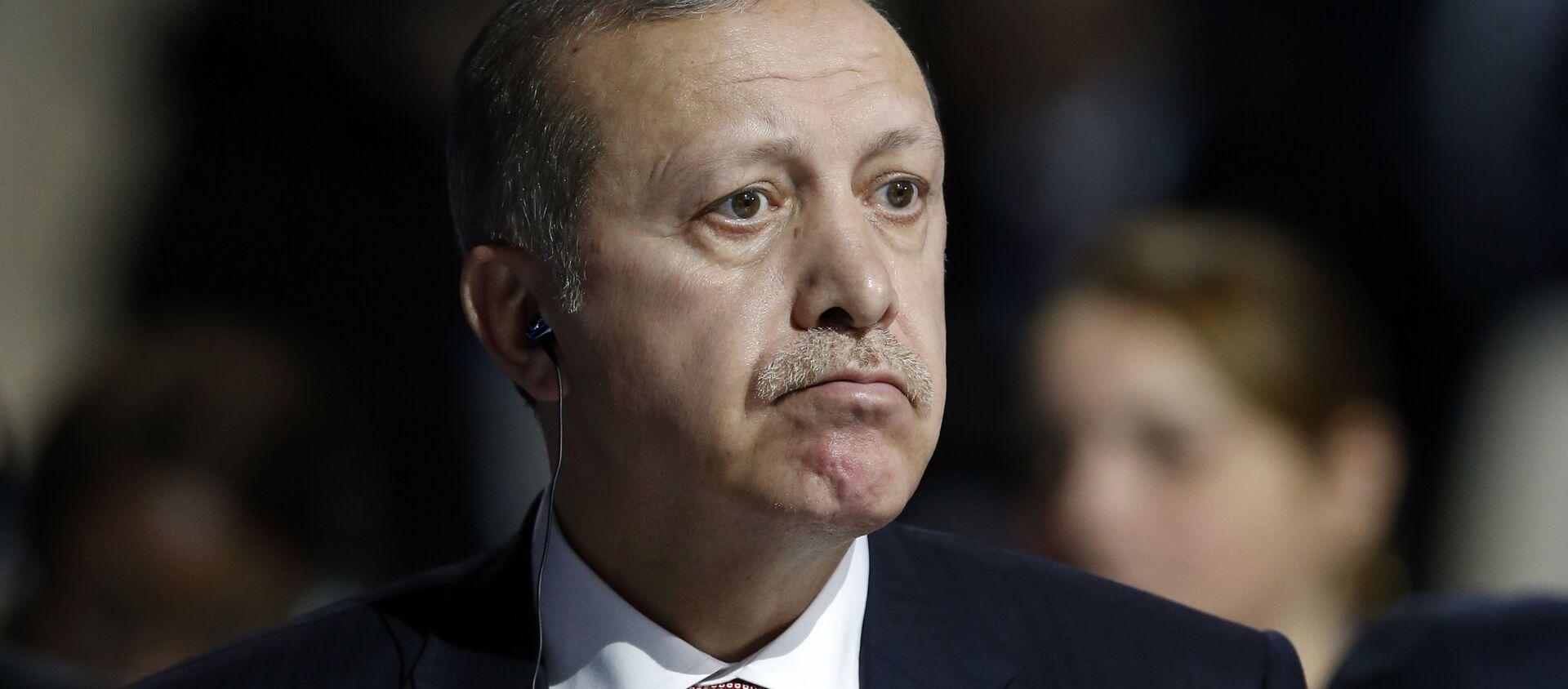 Recep Tayyip Erdogan - Sputnik Italia, 1920, 16.03.2017