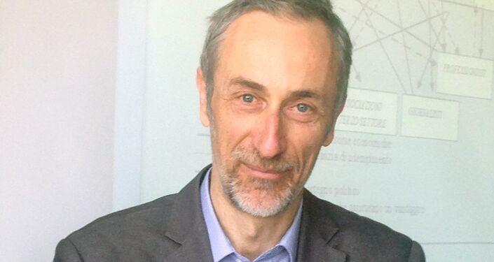 Alberto Vannucci