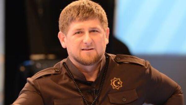 capo della Repubblica Cecena Ramzan Kadyrov - Sputnik Italia