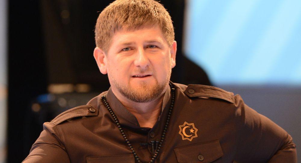 capo della Repubblica Cecena Ramzan Kadyrov