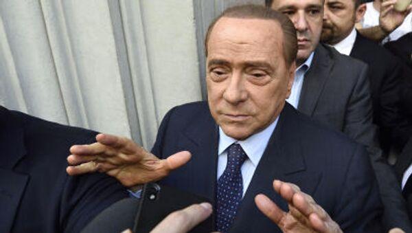 Silvio Berlusconi ha precisato: Ho detto che sono fuori dalla politica intendendo la politica dei professionisti - Sputnik Italia