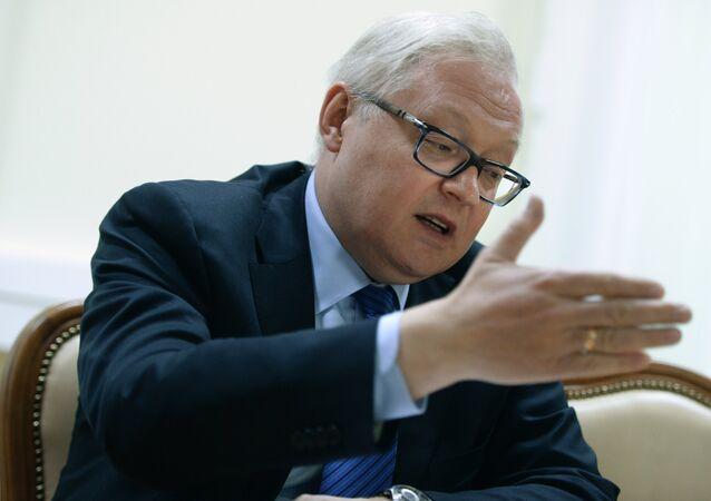 Sergey Ryabkov