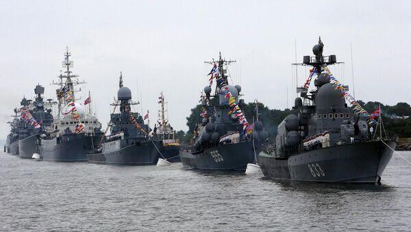 Flotta baltica della Russia: a difesa dei confini dal 1703 - Sputnik Italia