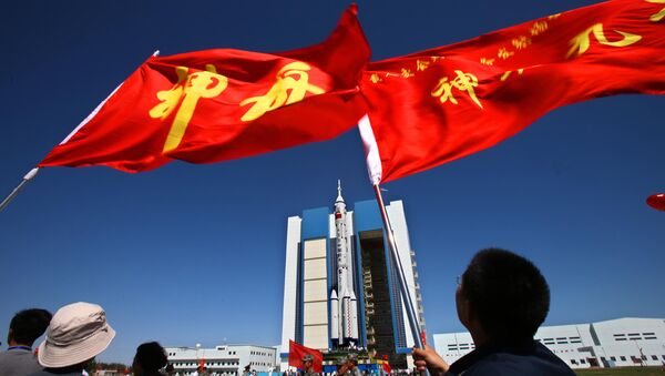 Jiuquan Satellite Launch Centre in northwest China's Gansu province - Sputnik Italia