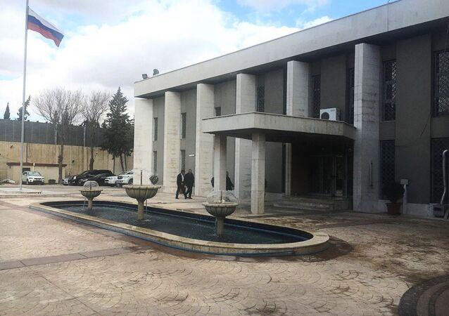 Ambasciata russa a Damasco