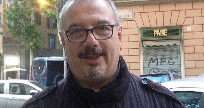 Stefano Caprio, docente di storia e cultura russa al Pontificio Istituto Orientale