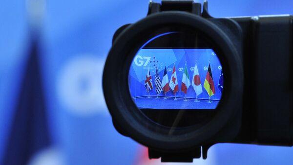 G7 - Sputnik Italia
