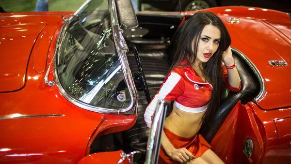 Il salonе Motorsport Expo di Mosca - Sputnik Italia