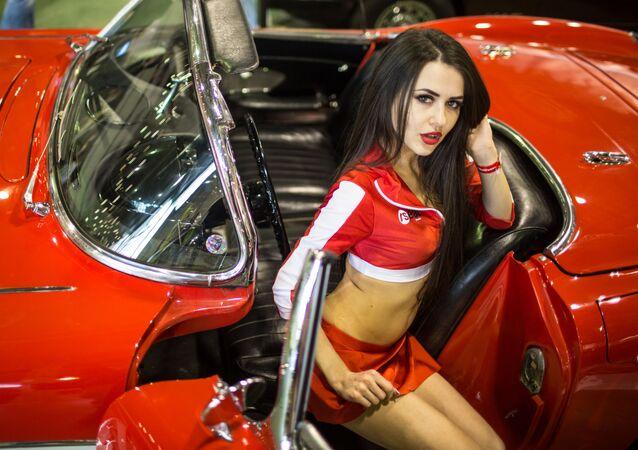 Il salonе Motorsport Expo di Mosca
