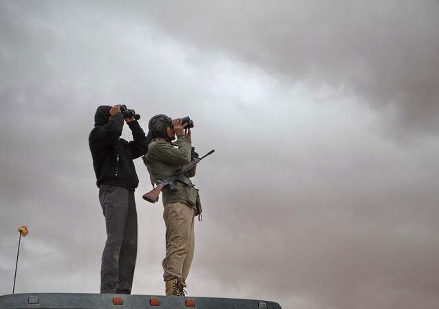 La situazione in Libia
