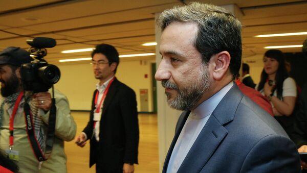 Il viceministro degli Esteri iraniano, Abbas Araghchi - Sputnik Italia