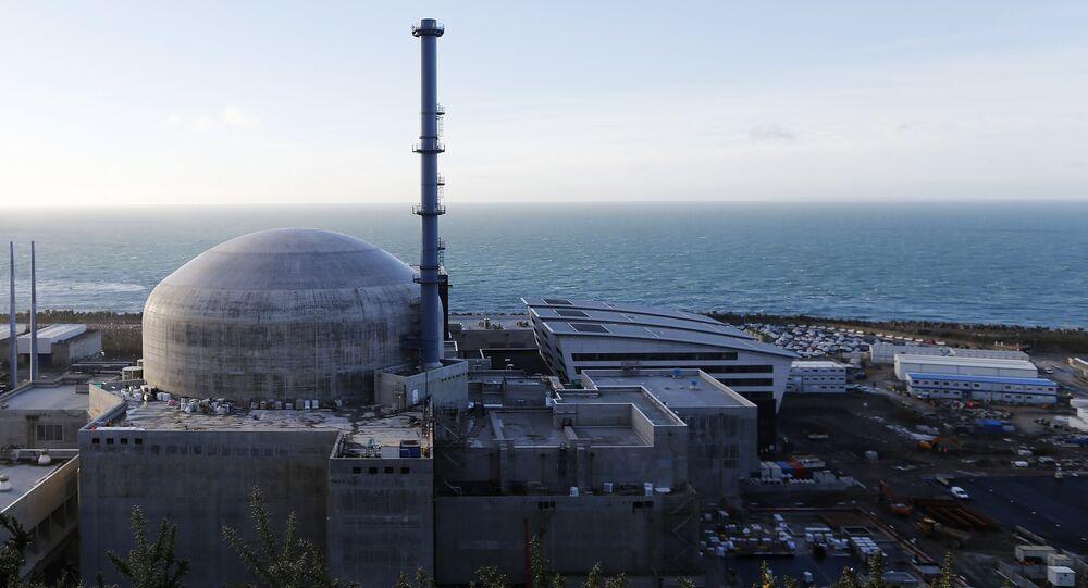 La centrale di Flamaville