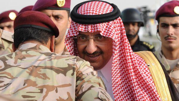 Mohammed bin Nayef - Sputnik Italia