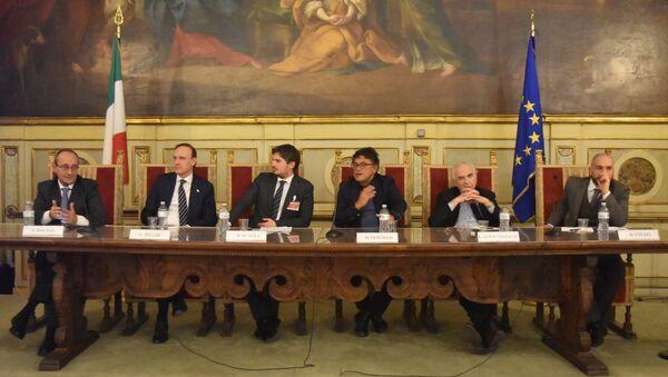 Convegno Globalismo e sovranità: quali prospettive politiche per l'Italia che verrà - Sputnik Italia
