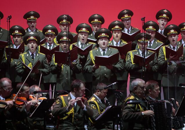Il Coro Aleksandrov