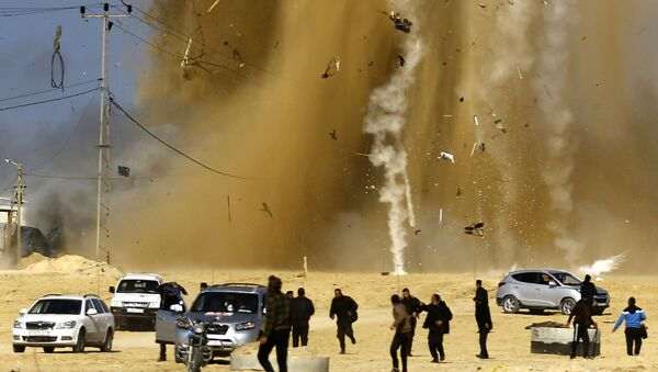 Striscia di Gaza - Sputnik Italia